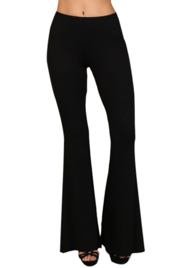 Flared Bell Bottoms