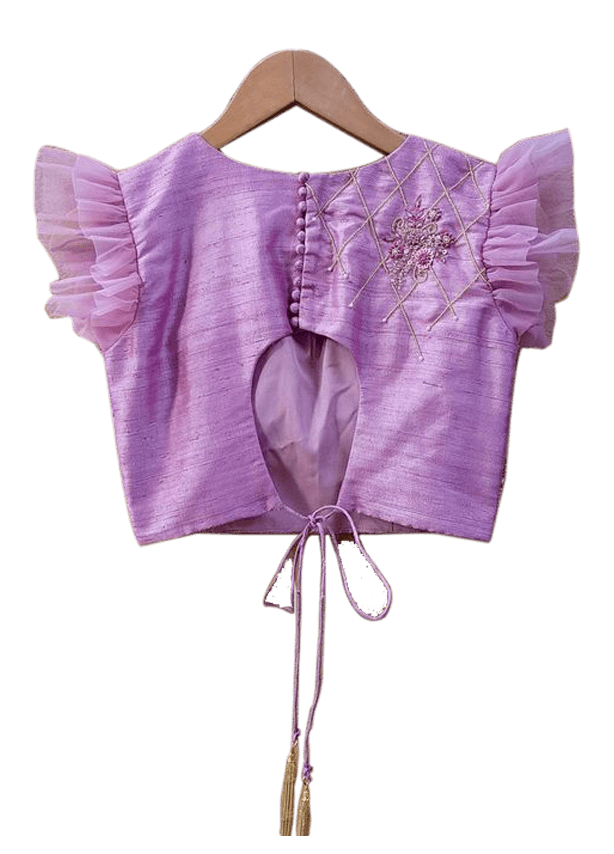 Front Tie-up Bodice