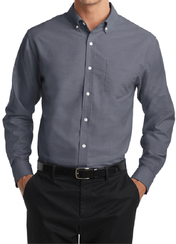 Oxford Button-down
